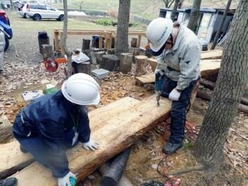 テーブル作り1.JPG
