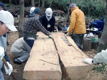テーブル作り2.JPG