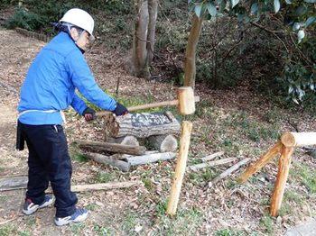 中の谷入り口ゲートの改修1.JPG