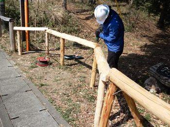 中の谷入り口ゲートの改修2.JPG