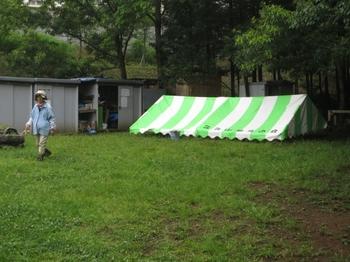 テント表の清掃終わる.jpg